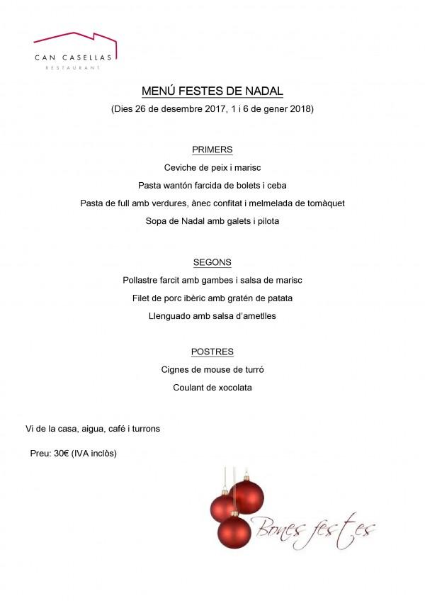 menu nadal 17